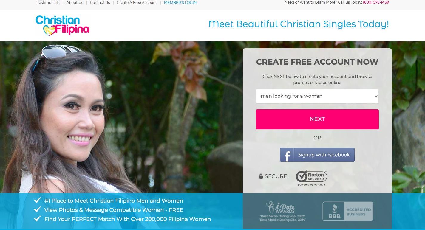 ChristianFilipina main page