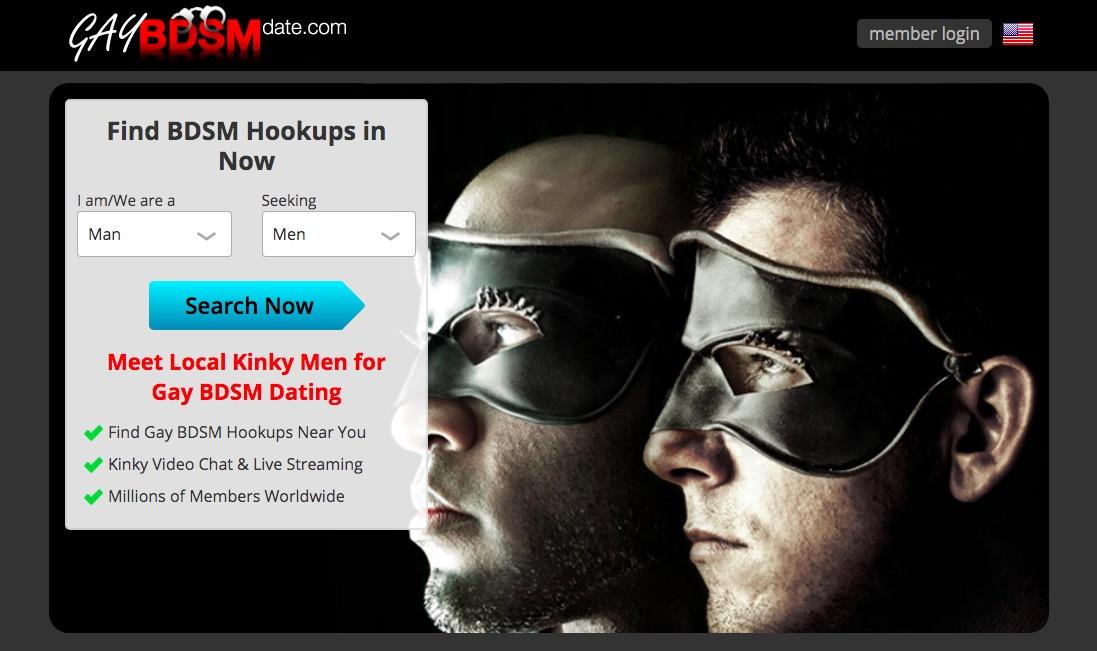 Gaybdsmdate main page