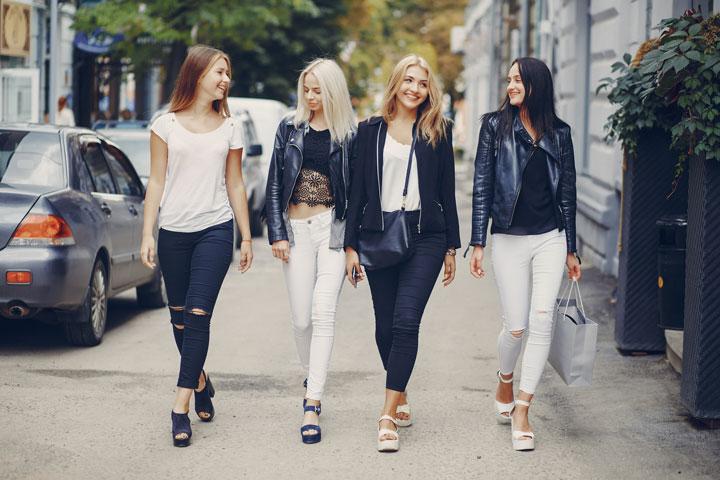 girls blonde girls with long legs